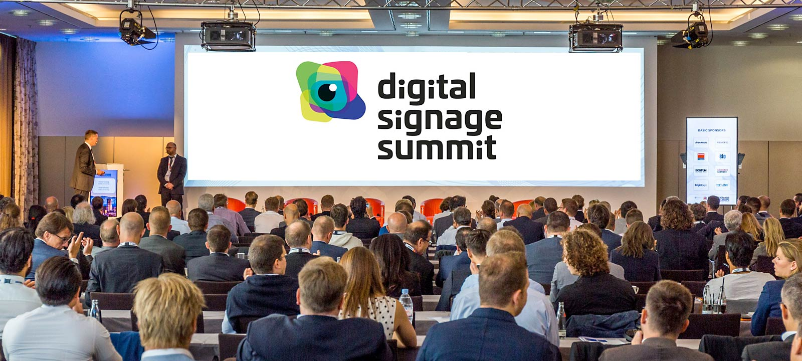 In 2018, new sections of system integration, networking and digital signage